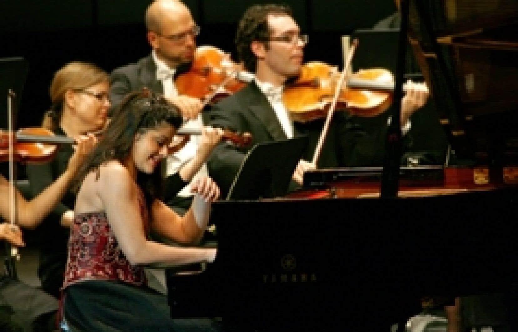 Le concert des Violons du Roy, dirigé par un Bernard Labadie très attentif à l'accentuation et au ressort des phrases, fut excellent.