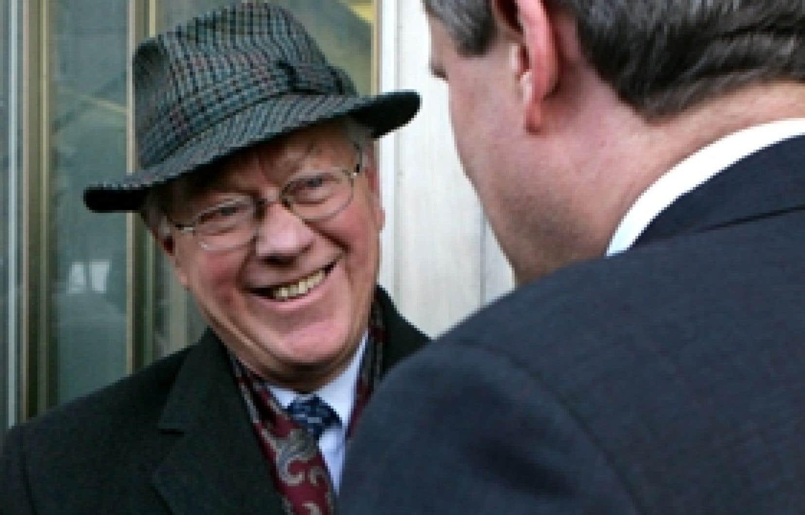 En février 2006, le juge John Gomery remettait son rapport sur les commandites au premier ministre Stephen Harper.