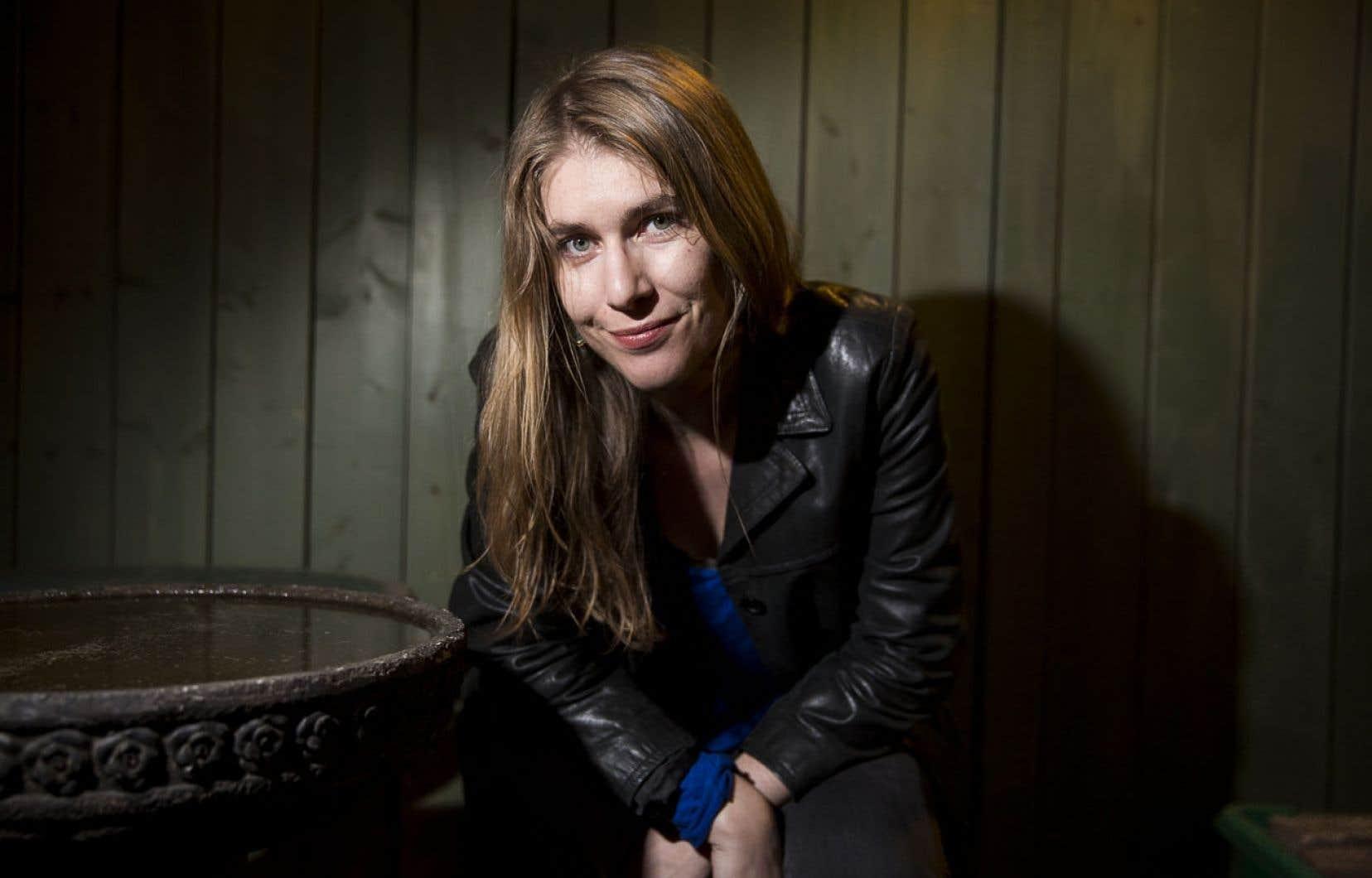La romancière Claire Legendre vient de publier un nouveau roman, Vérité et amour.