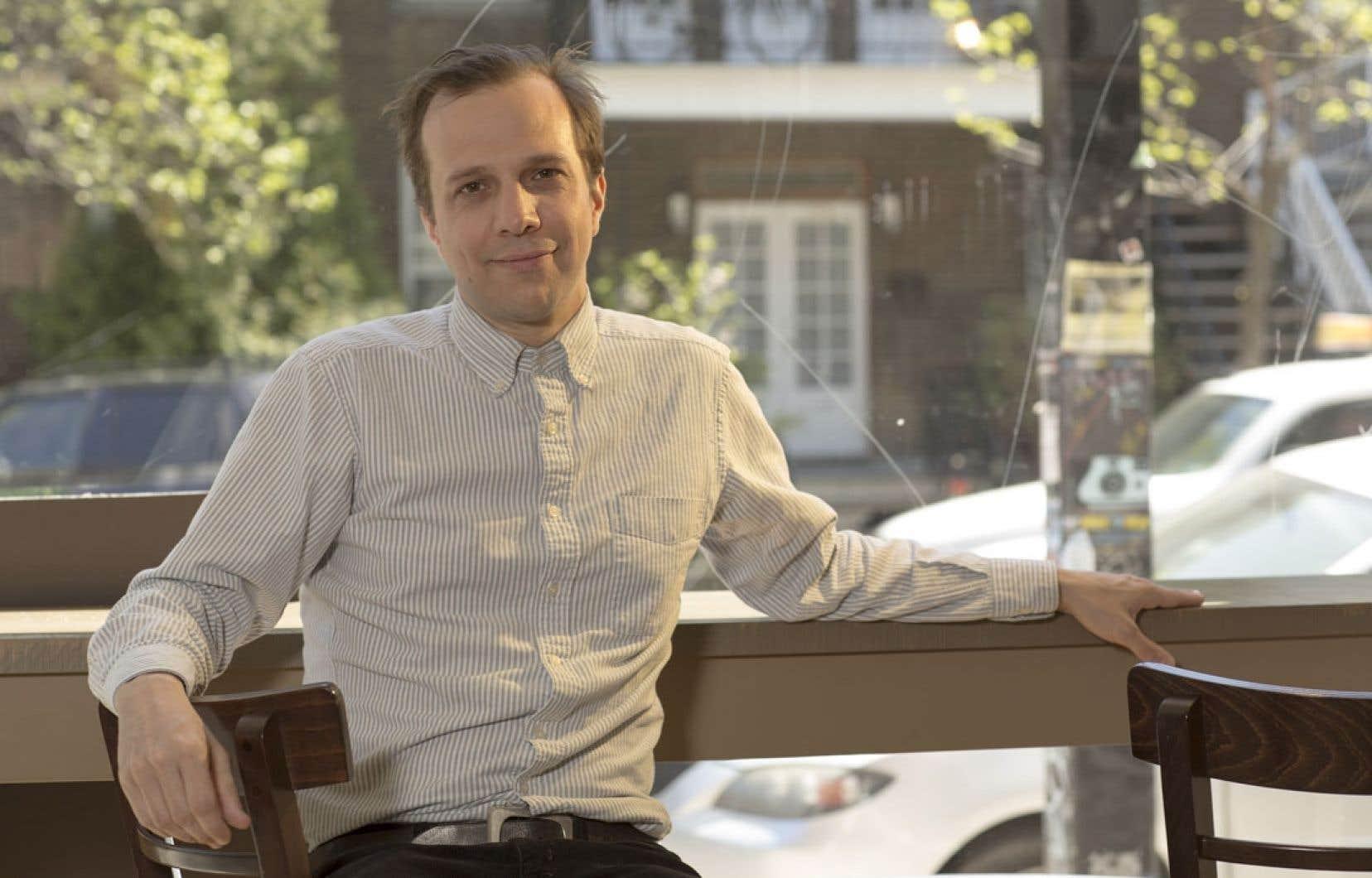 Philippe Lesage préfère qualifier son film de non-fiction plutôt que de documentaire.