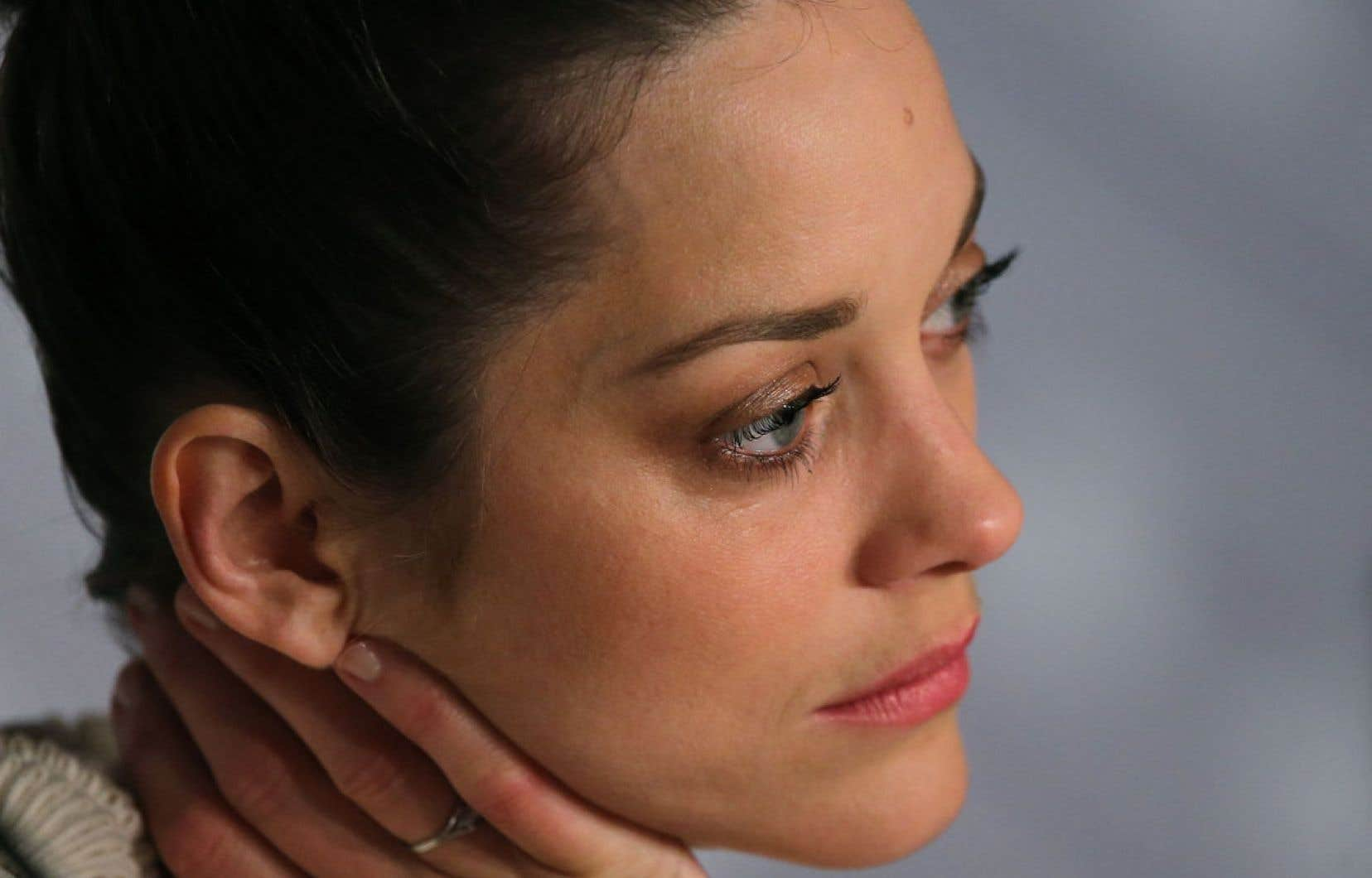 Marion Cotillard tient la vedette dans The Immigrant de James Gray.