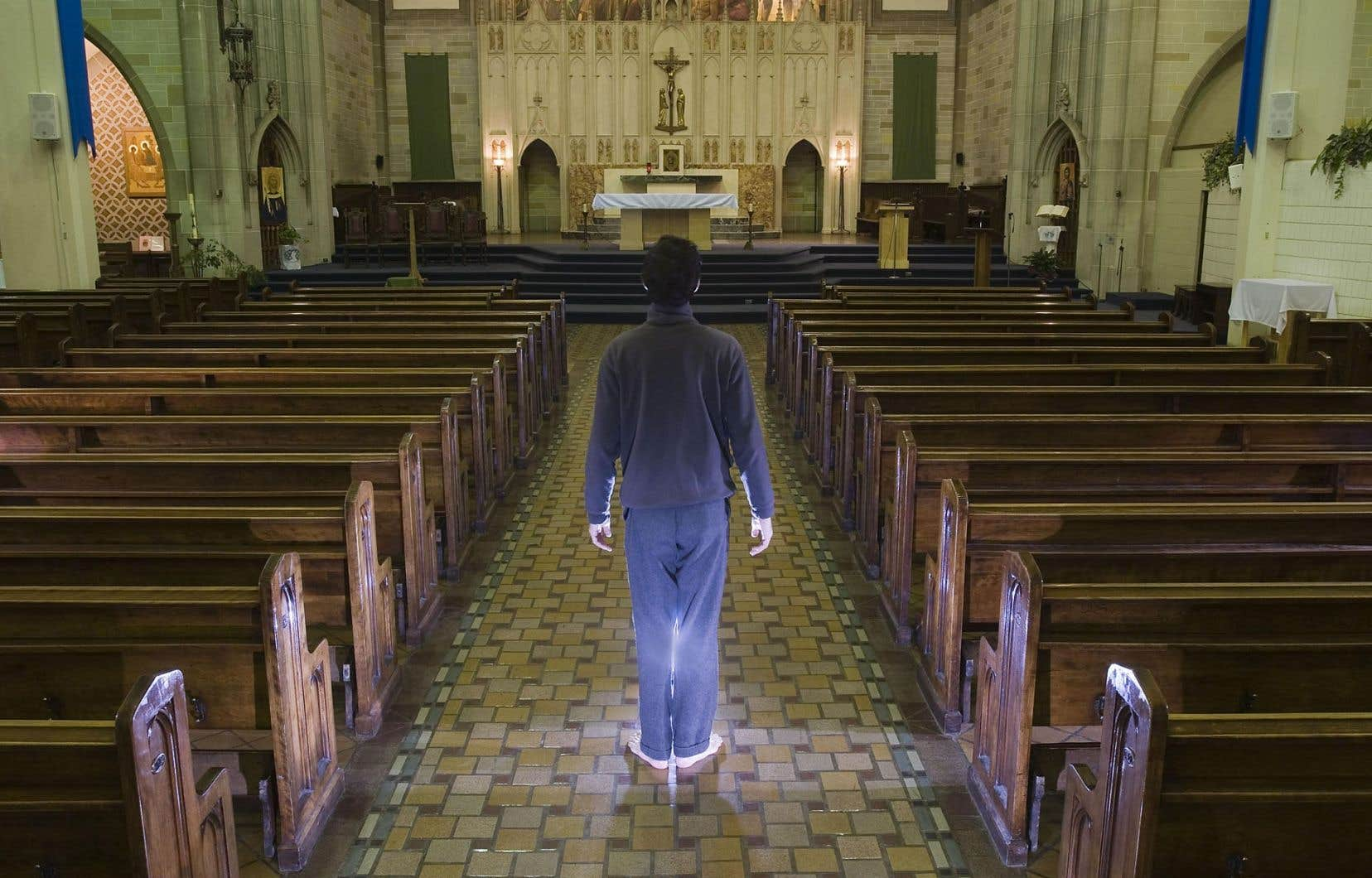 La reconnaissance des particularismes des minorités religieuses avec les accommodements religieux [...] a ouvert la porte à un retour à un certain catholicisme revendicateur et revanchard.