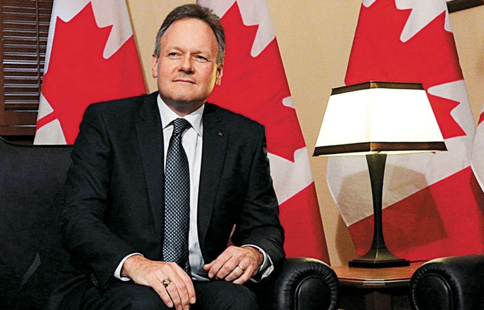 Stephen Poloz est, depuis hier, le nouveau gouverneur de la Banque du Canada.