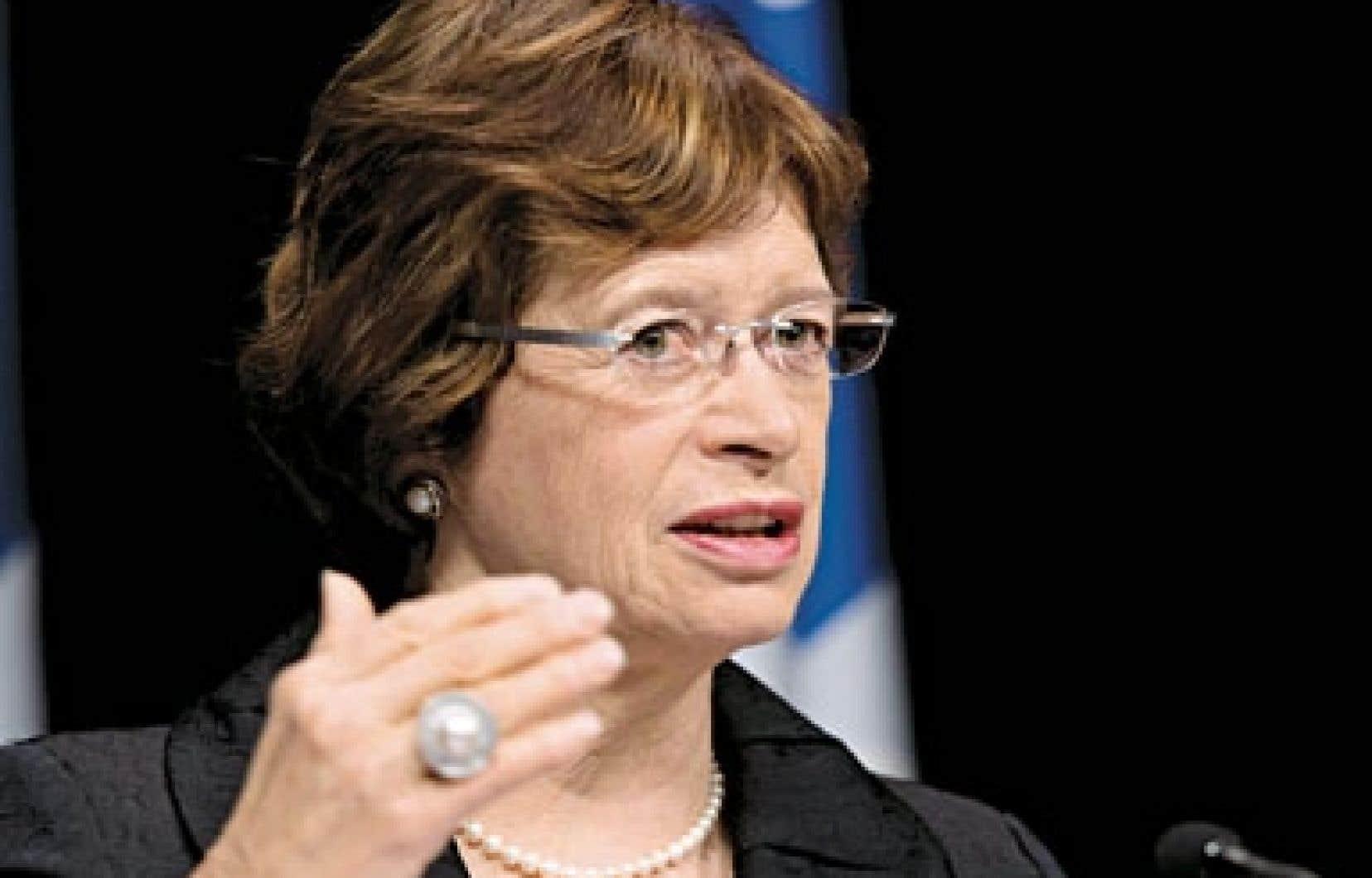 Marie Malavoy prévoit, à terme, la création de 23 nouvelles écoles sur le territoire québécois.