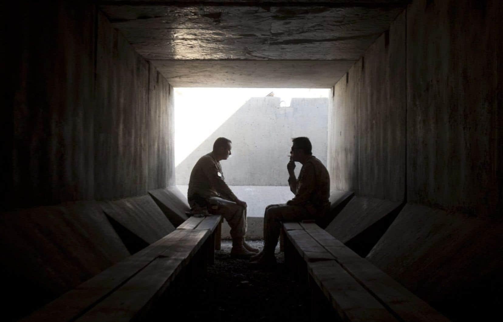 Près de 68 000 soldats, dont 86 % d'hommes, ont été contactés en août dernier pour répondre volontairement à un sondage anonyme sur le harcèlement sexuel dans les Forces canadiennes.