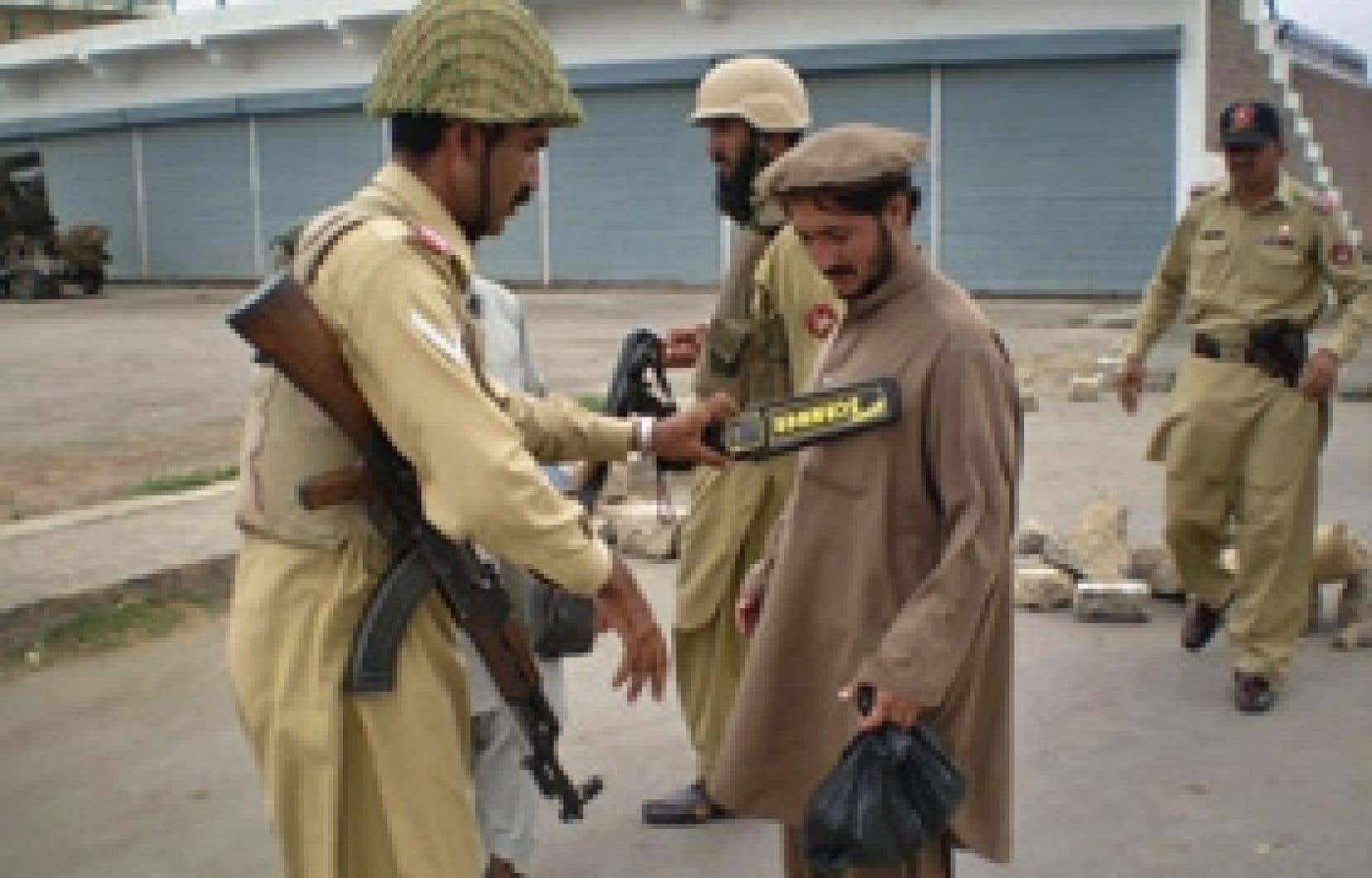 Les contrôles sont plus nombreux dans le Waziristan-nord.
