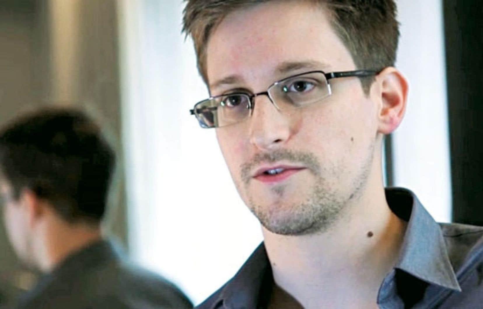 «Je ne suis ni un traître ni un héros», a affirmé Edward Snowden.