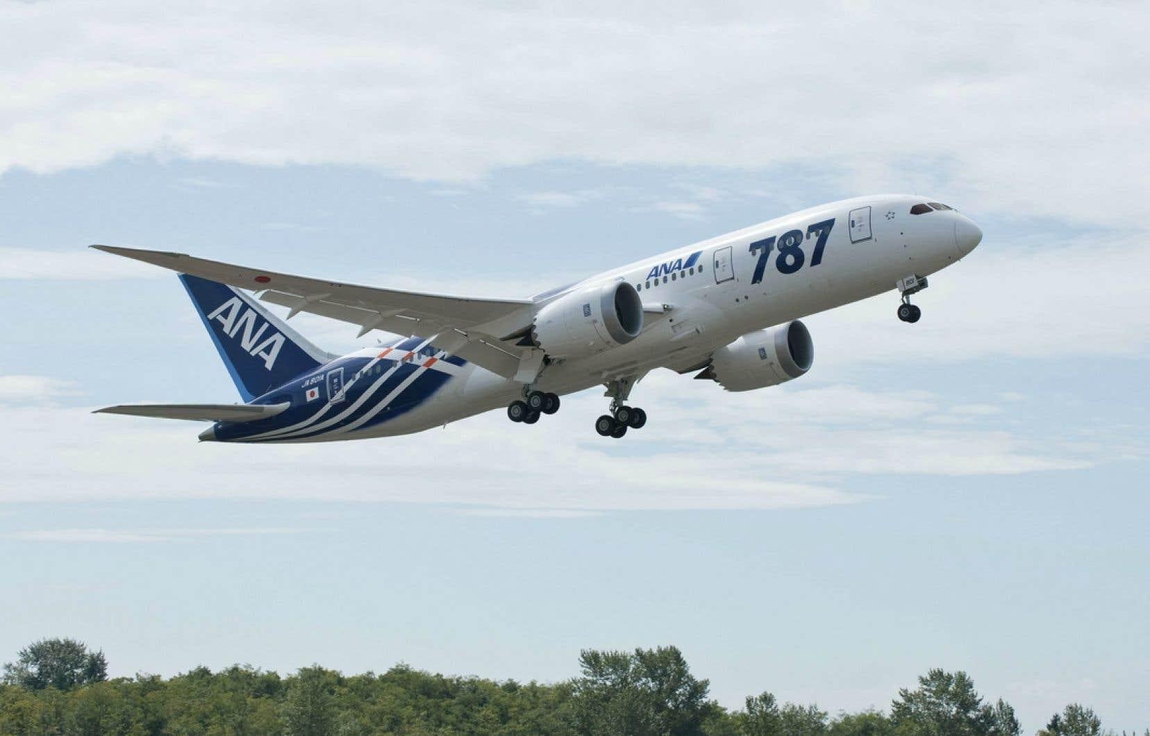 Pour autant, sur le front des long-courriers, Boeing a largement dominé la journée. Il a lancé, comme prévu, le programme 787-10X, version allongée du Dreamliner.