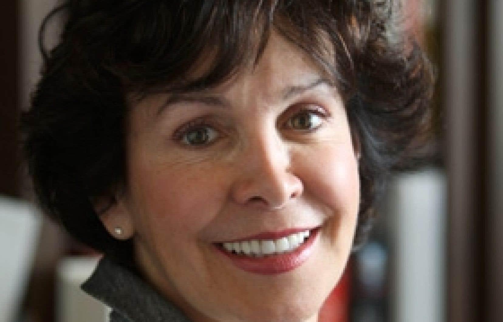 La juriste Louise Otis représentait l'Amérique au sein du groupe de travail international qui a signé l'arrêt de mort du système de justice de l'ONU.