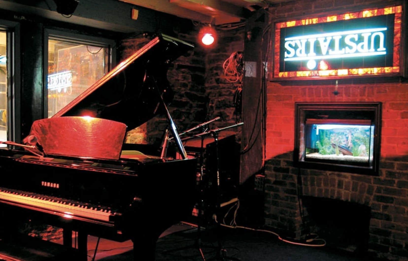 L'Upstairs figure parmi les 50 meilleurs clubs de jazz recensés par le magazine spécialisé Down Beat.