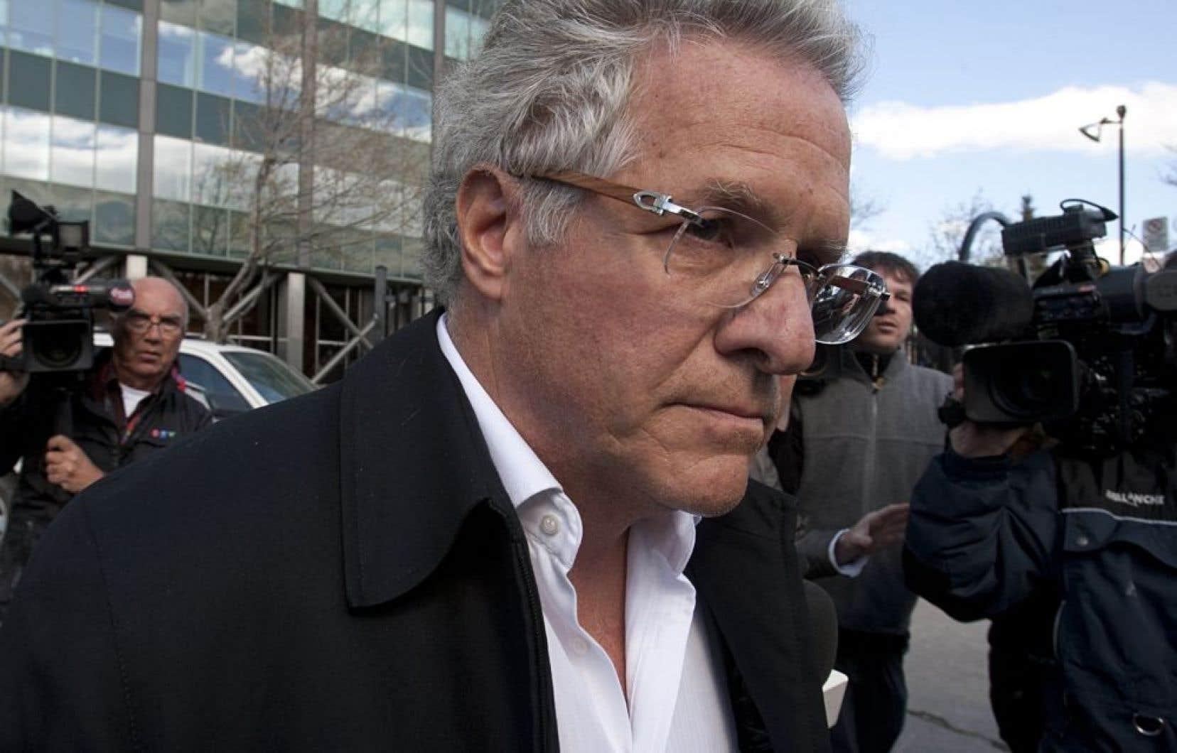 L'homme d'affaires québécois Tony Accurso