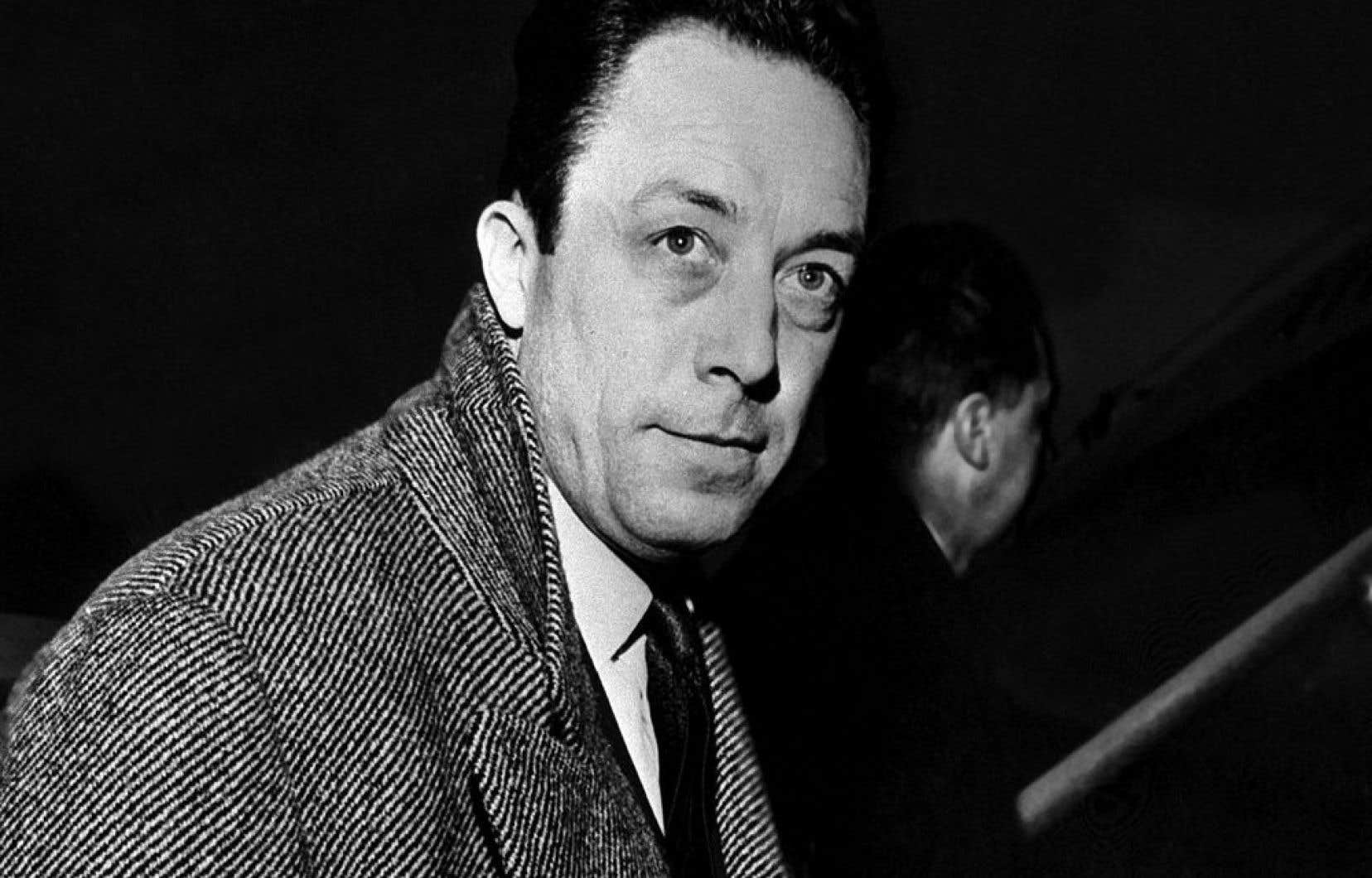 Albert Camus<br />