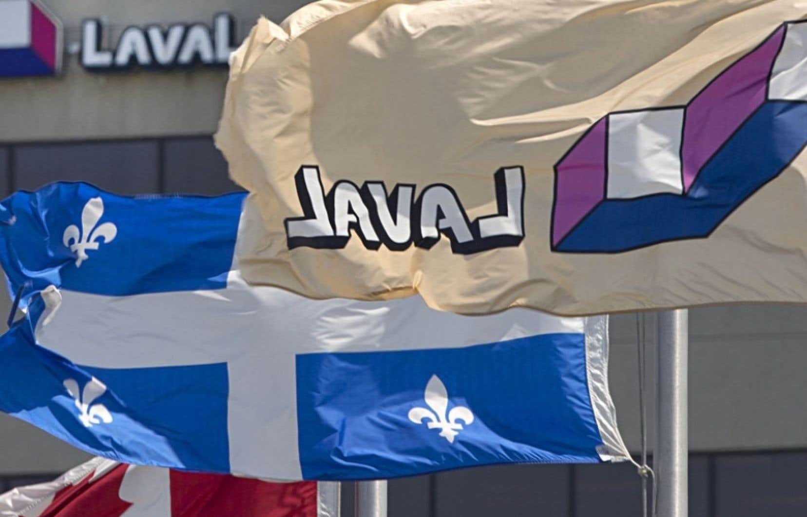La Ville de Laval a été placée sous tutelle le 3 juin dernier.