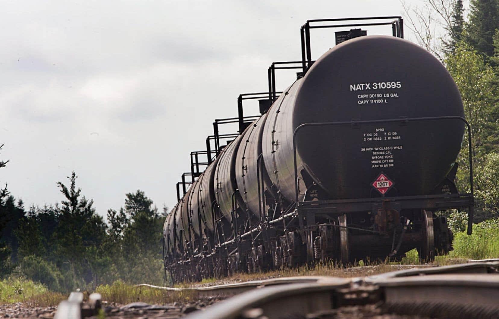 Le BST a déjà recommandé à Transports Canada de limiter la liste des produits qui peuvent transiter par les wagons de type « 111A ».