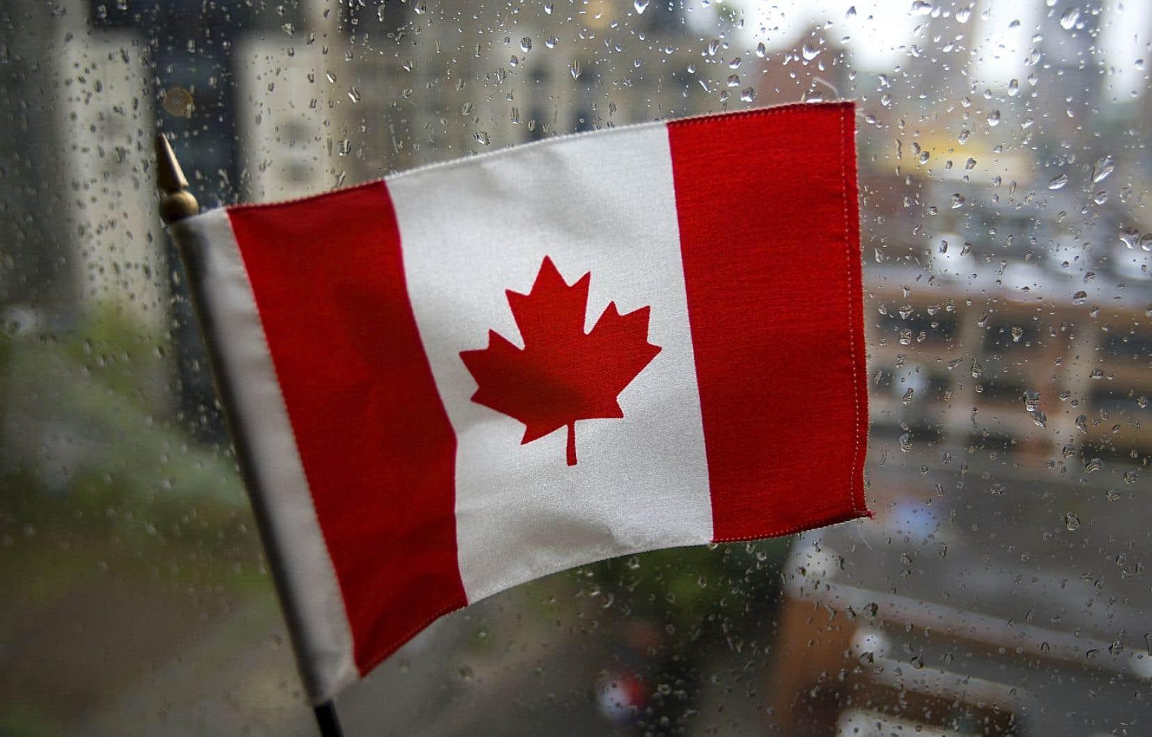 L'un des demandeurs, Michael McAteer, 79 ans, qui vit au Canada depuis près de 50 ans, prêter allégeance au Canada suffit.