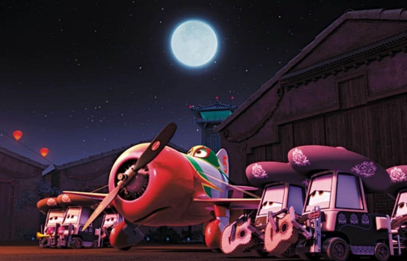 Plus d'effet de surprise avec Planes, conçu sur une trame semblable à celle des films Cars 1 et 2.