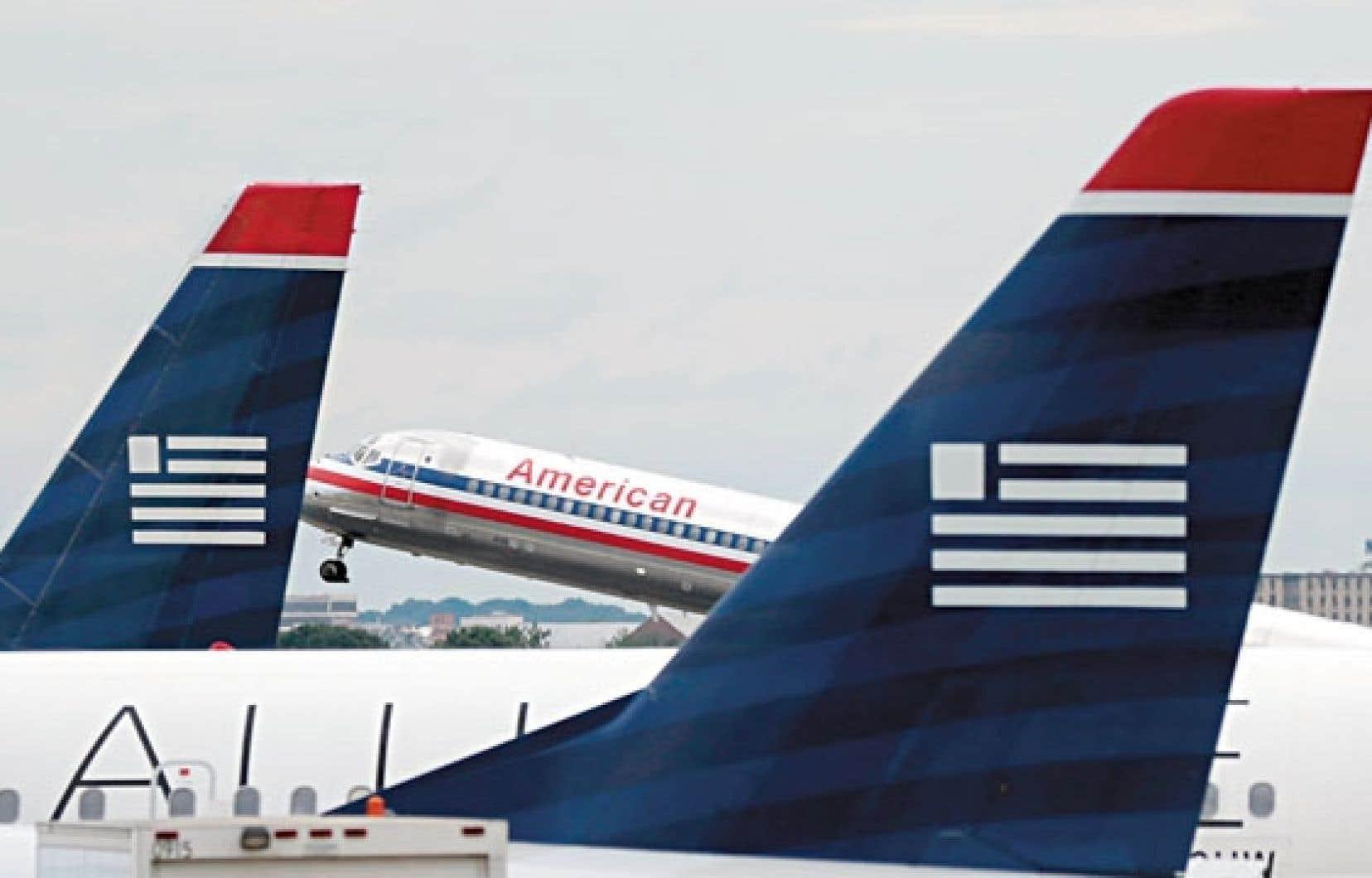 Resultado de imagen para fusion American Us Airways