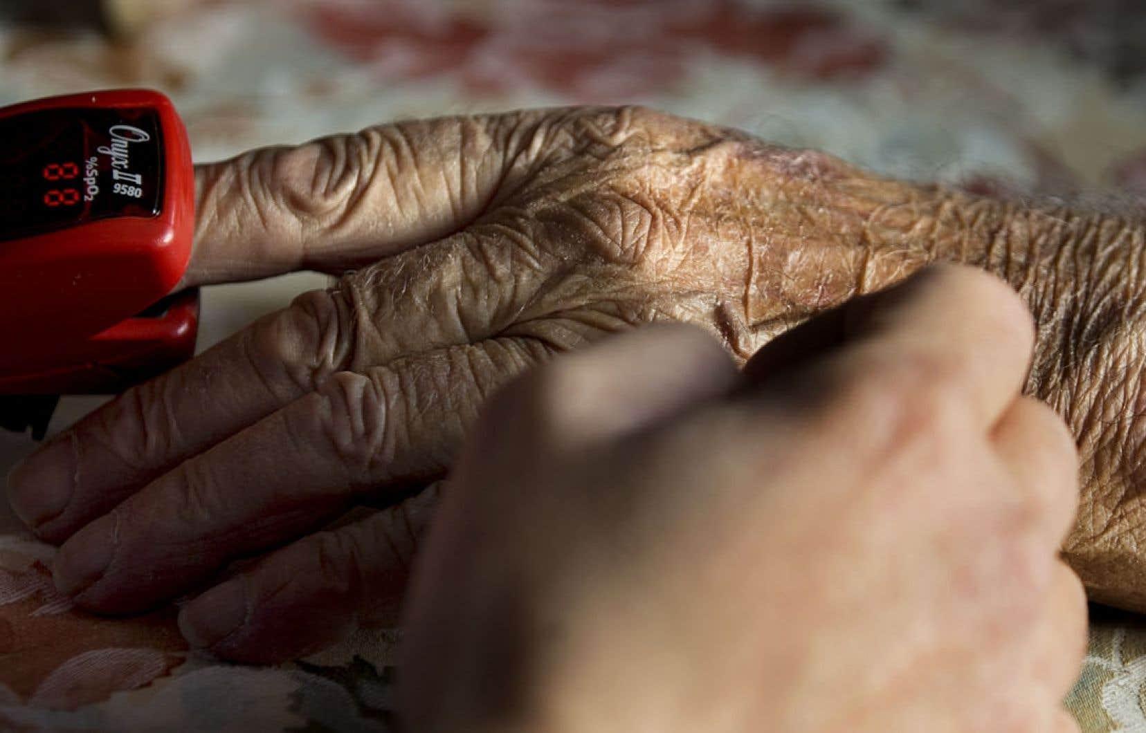 Le projet de loi 52 du gouvernement du Québec encadre entre autres l'aide médicale à mourir.