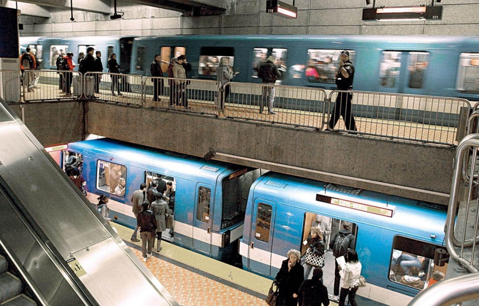 Les cartes des usagers du métro sont une mine d'or pour les chercheurs.