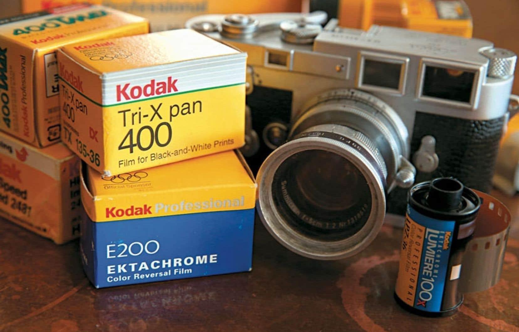 Kodak a raté le virage numérique, ce qui lui a valu la faillite dont elle sort transfigurée.
