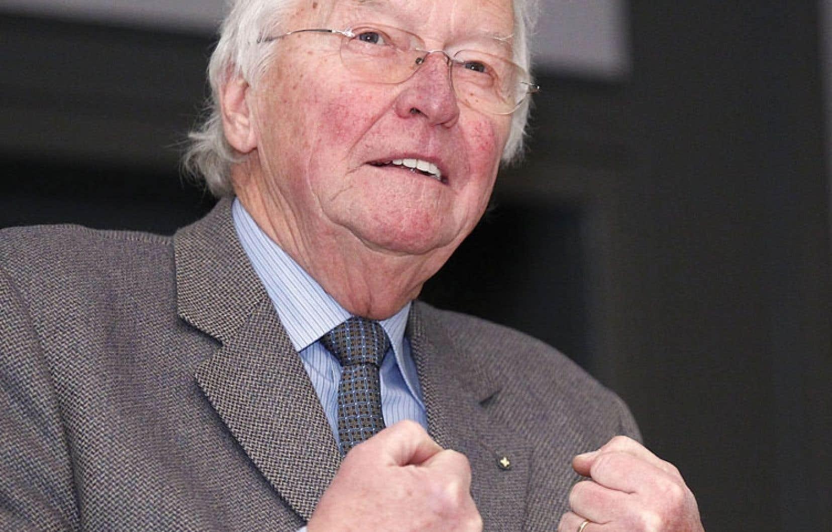 Jean-Paul L'Allier a été maire de la Ville de Québec de 1989 à 2005.