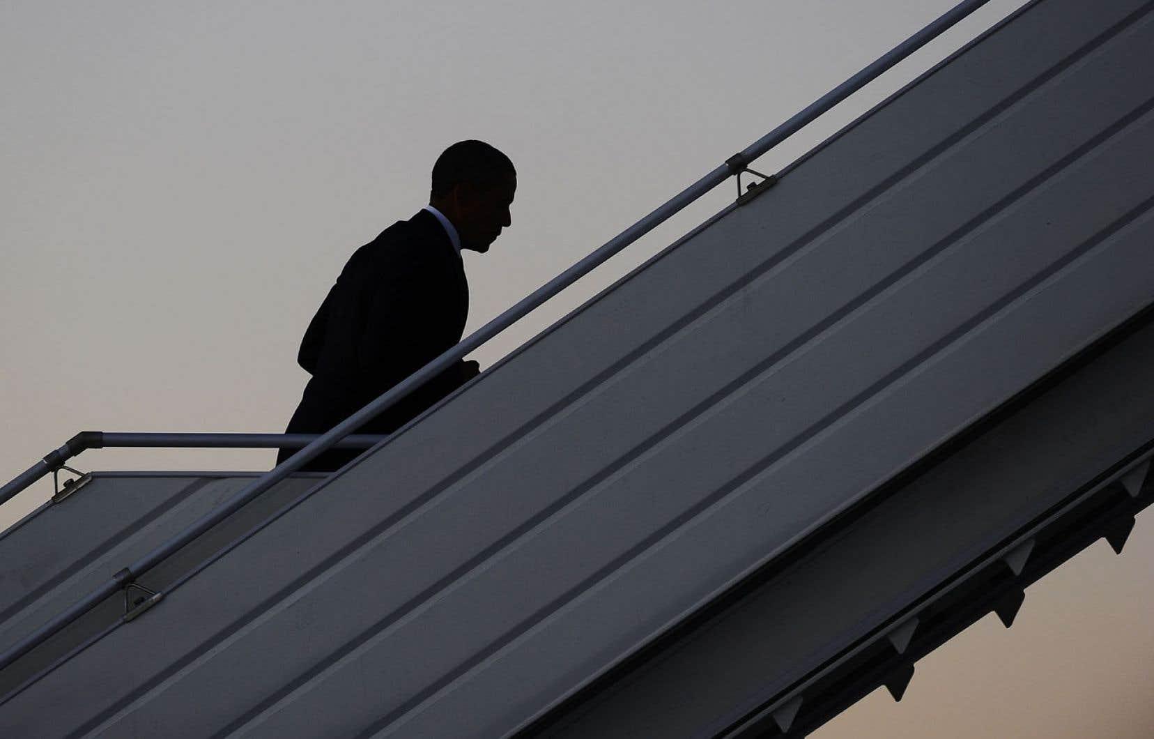 Barack Obama a quitté Moscou sans avoir convaincu le G20 du bien-fondé de sa politique syrienne. Il devra encore batailler pour obtenir le soutien d'une majorité au Congrès, à Washington.
