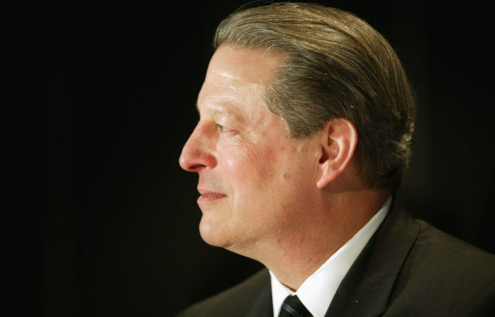 «Les événements météorologiques extrêmes liés à la crise climatique sont devenus trop massifs et trop fréquents pour être ignorés», croit le Co lauréat du prix Nobel de la paix en 2007, Al Gore.