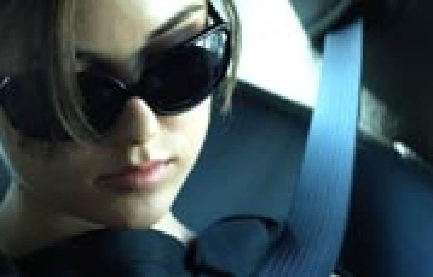Sasha Grey, une star du porno, tient la vedette du dernier film de Steven Soderbergh, The Girlfriend Experience.