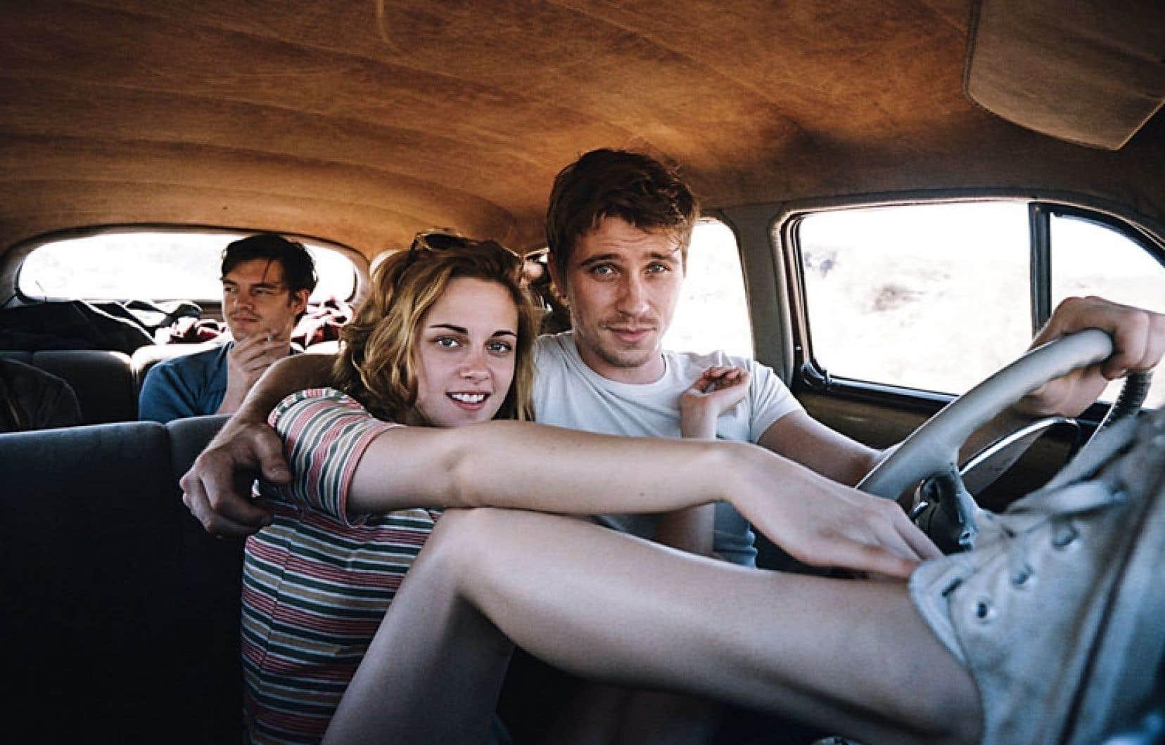 La vision romantique de la route d'une jeunesse éprise de liberté dépeinte dans Sur la route par Jack Kerouac (ci-dessus, son adaptation cinématographique) a contribué à auréoler la voiture d'un parfum d'émancipation. Or, les jeunes d'aujourd'hui semblent la trouver ailleurs.