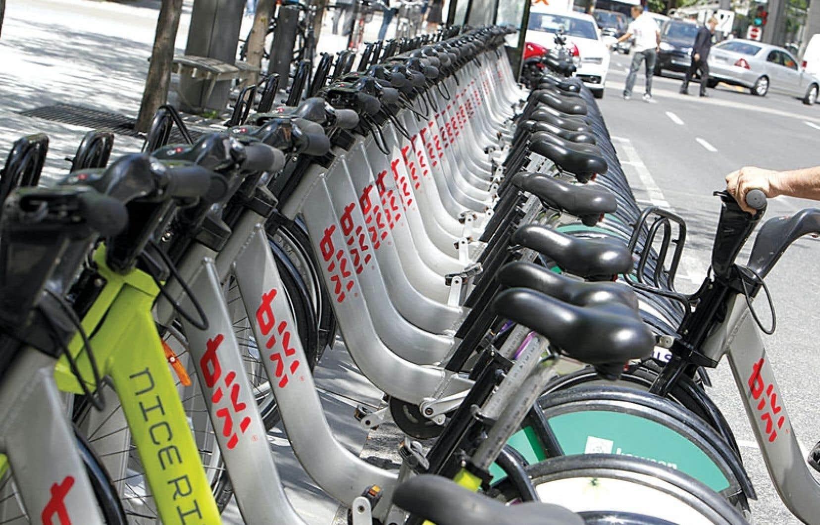 La SVLS, la société gérant le parc de vélos Bixi, traîne une dette de 42 millions.