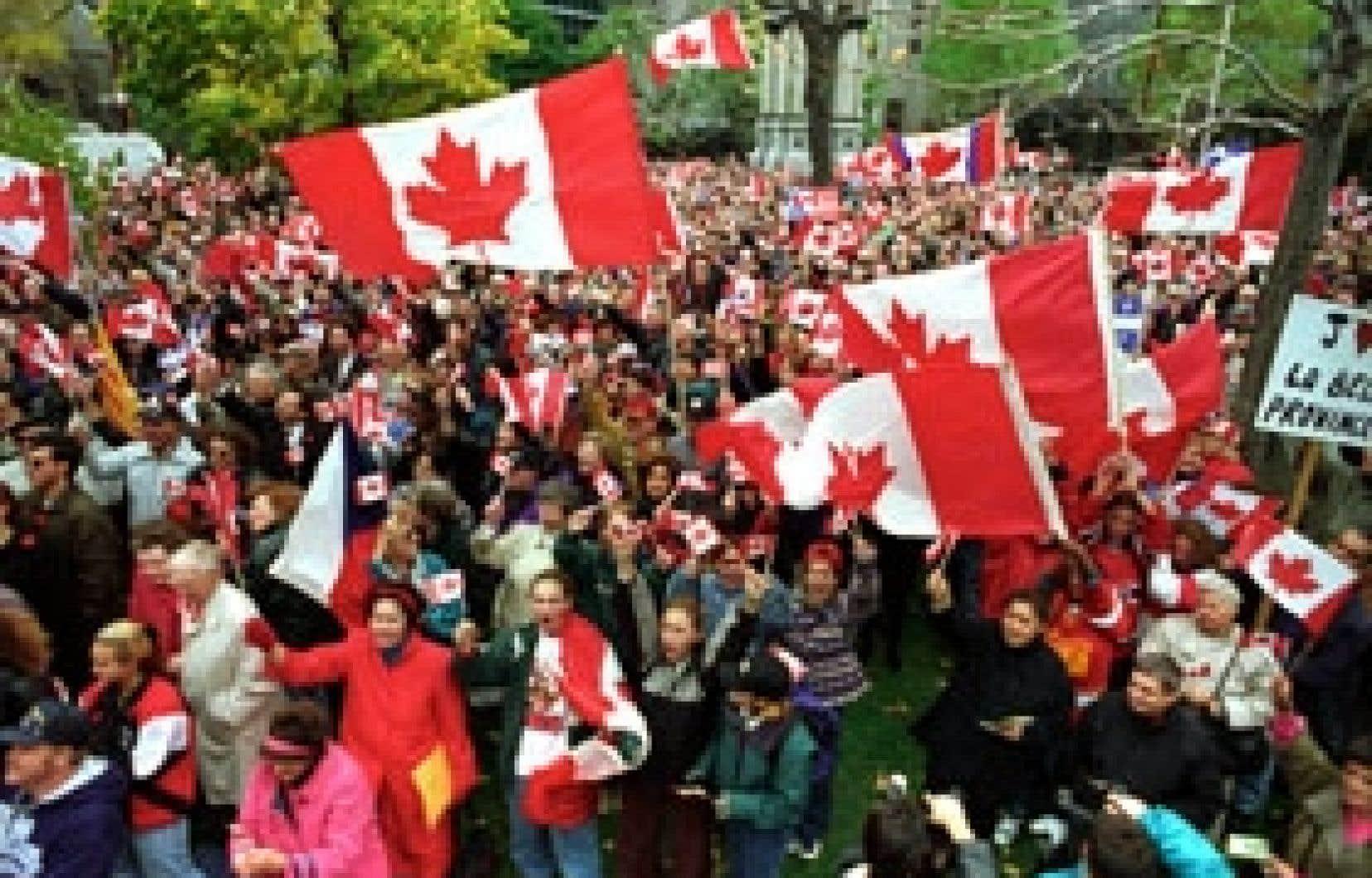 L'ex-juge Bernard Grenier n'a pu déterminer la provenance de l'argent qui a permis d'organiser le grand rassemblement fédéraliste tenu à Montréal trois jours avant le référendum du 30 octobre 1995.