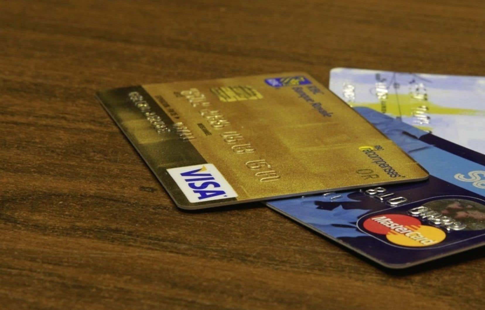 Cartes de crédit le bureau de la concurrence abandonne la voie