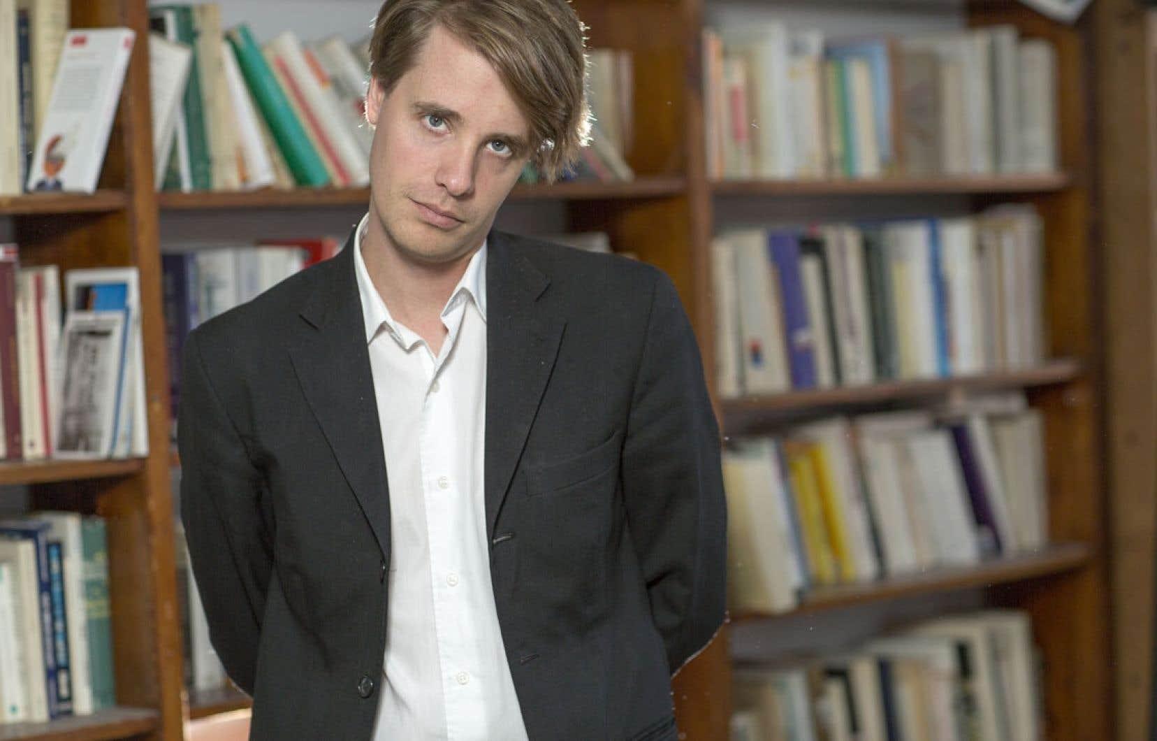Simon Tremblay-Pepin est chercheur à l'Institut de recherche et d'information socio-économique.