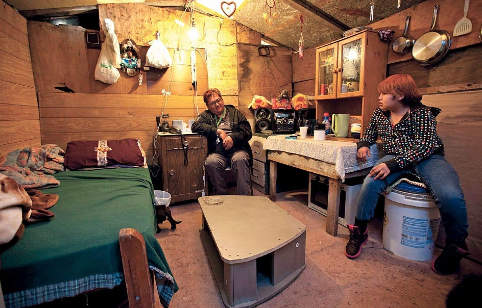 Les conditions de vie dans la réserve d'Attawapiskat ont fait les manchettes à l'automne 2011.