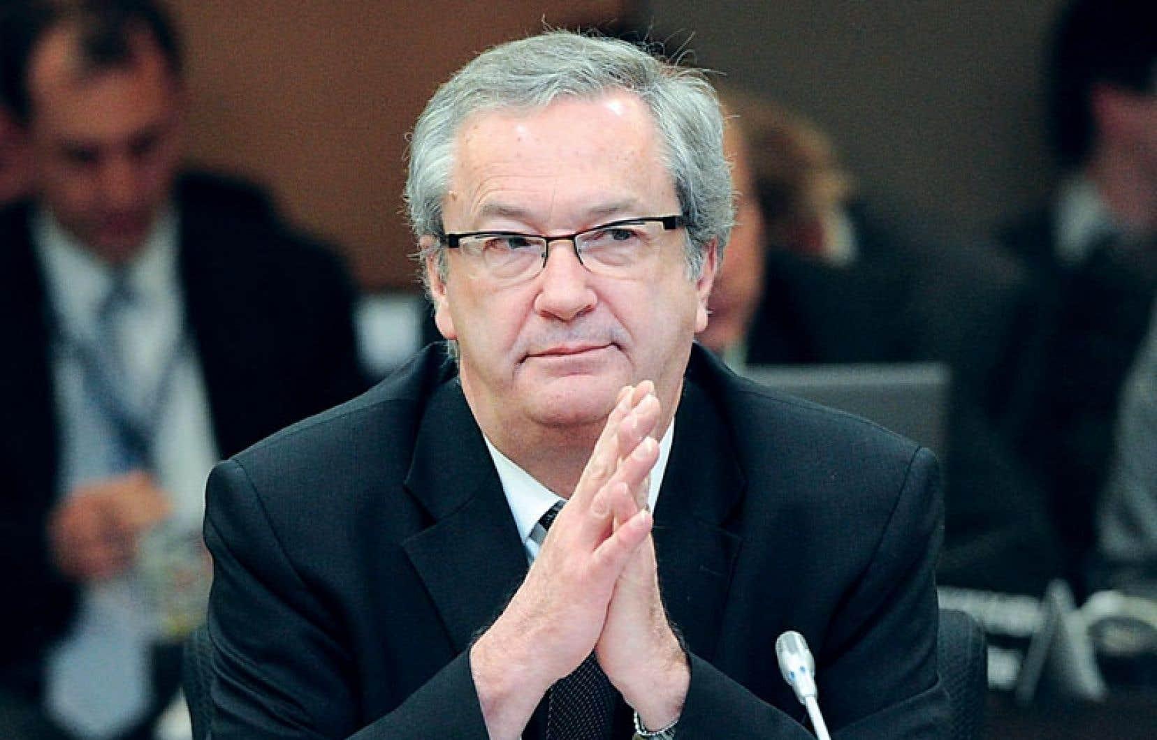 Marc Mayrand, directeur général d'Élections Canada. Le gouvernement conservateur devrait déposer une modification à la Loi électorale de manière à encadrer l'utilisation des appels robotisés lors de scrutins.