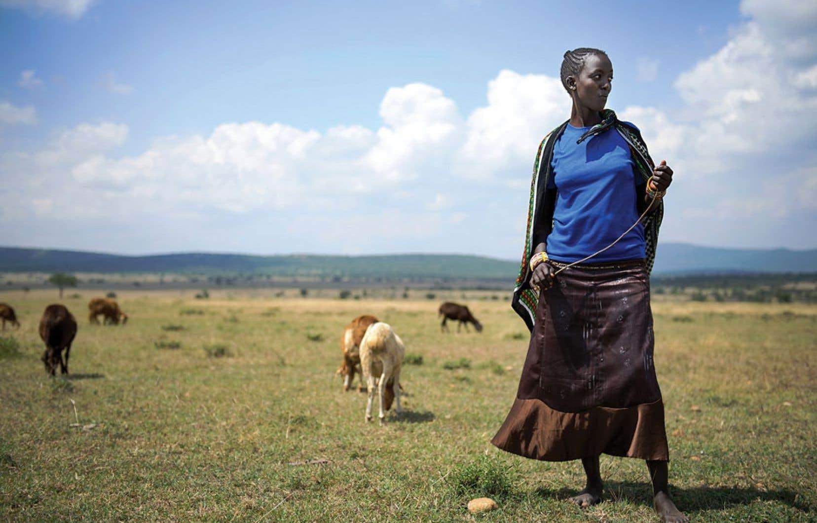 La proportion d'agriculteurs a baissé au cours du XXe siècle dans toutes les régions du monde. Dans les pays en développement, elle est passée de 81 % à 48,2 % entre 1950 et 2010.