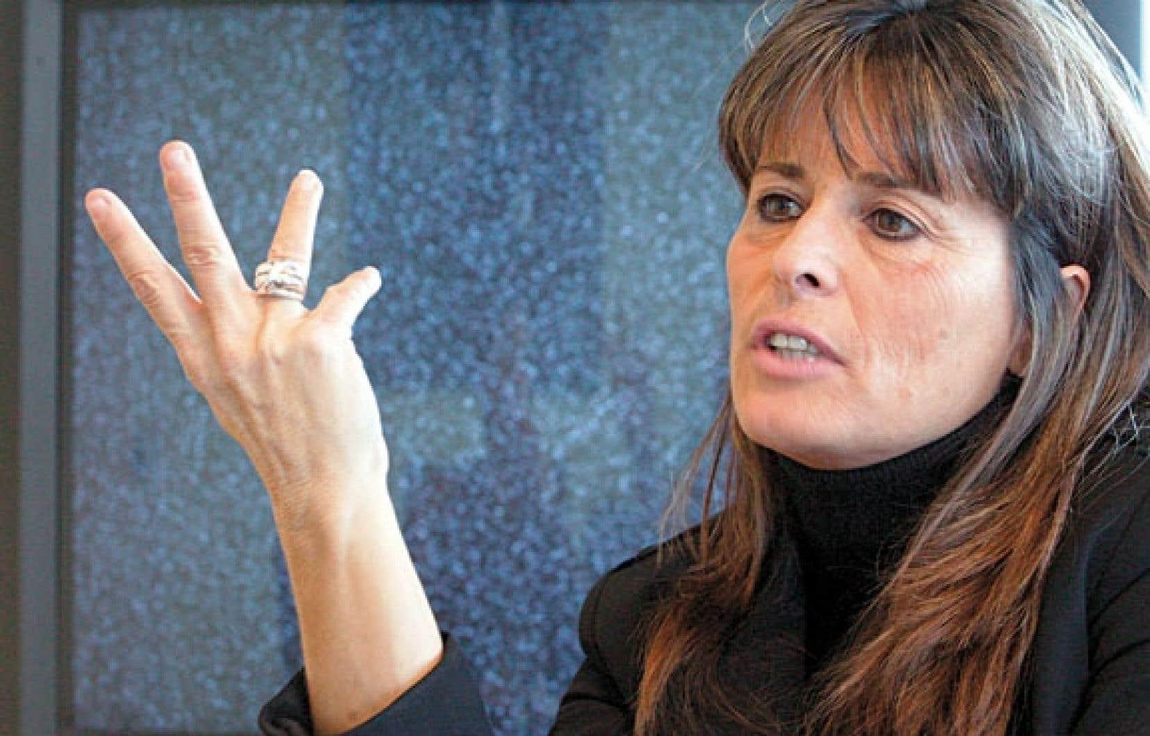L'auteure Fabienne Larouche présente sa vision de la laïcité.