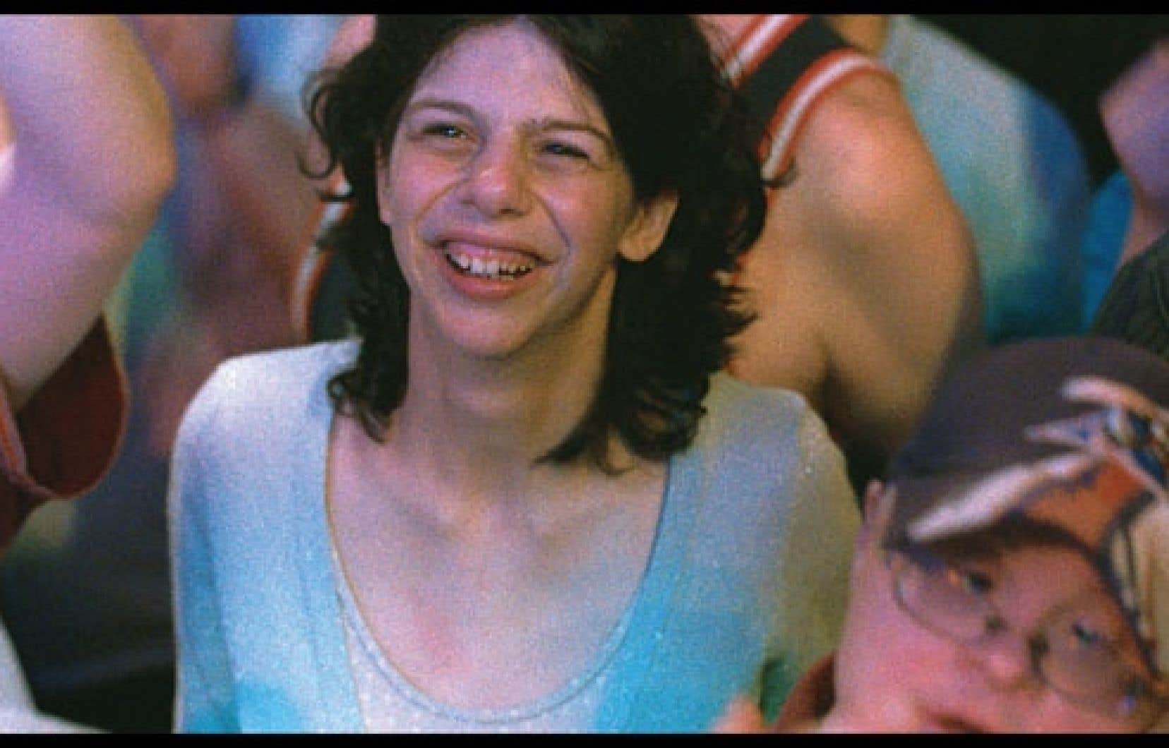 Gabrielle Marion-Rivard, vedette du film Gabrielle