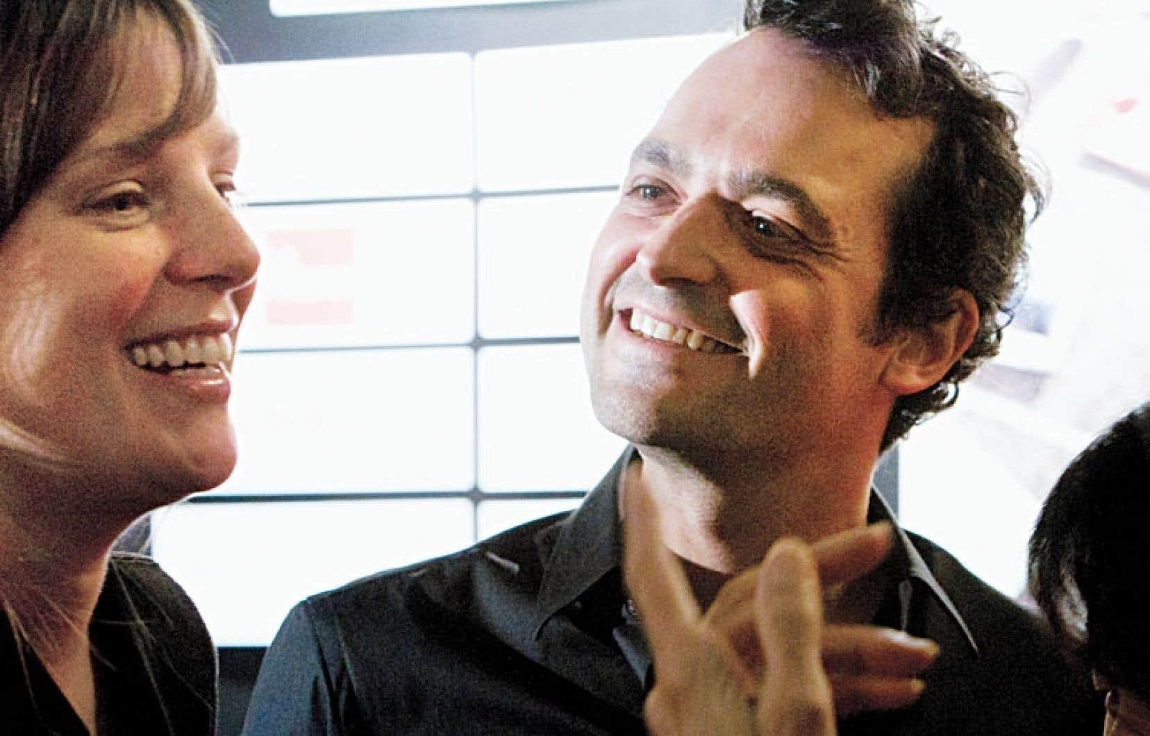 L'auteure Annie-Claude Thériault ainsi que l'auteur et illustrateur Rogé sont parmi les invités d'honneur du Salon du livre de Montréal, qui se tiendra du 20 au 25 novembre.