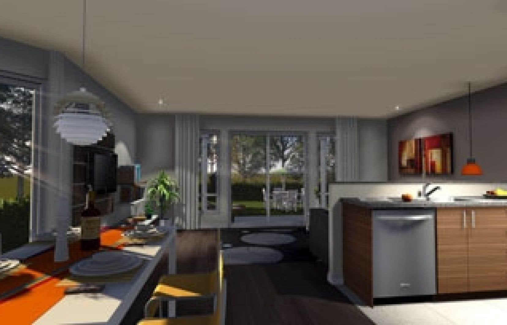 chambly sur le gold vivre en ville et en pleine nature le devoir. Black Bedroom Furniture Sets. Home Design Ideas