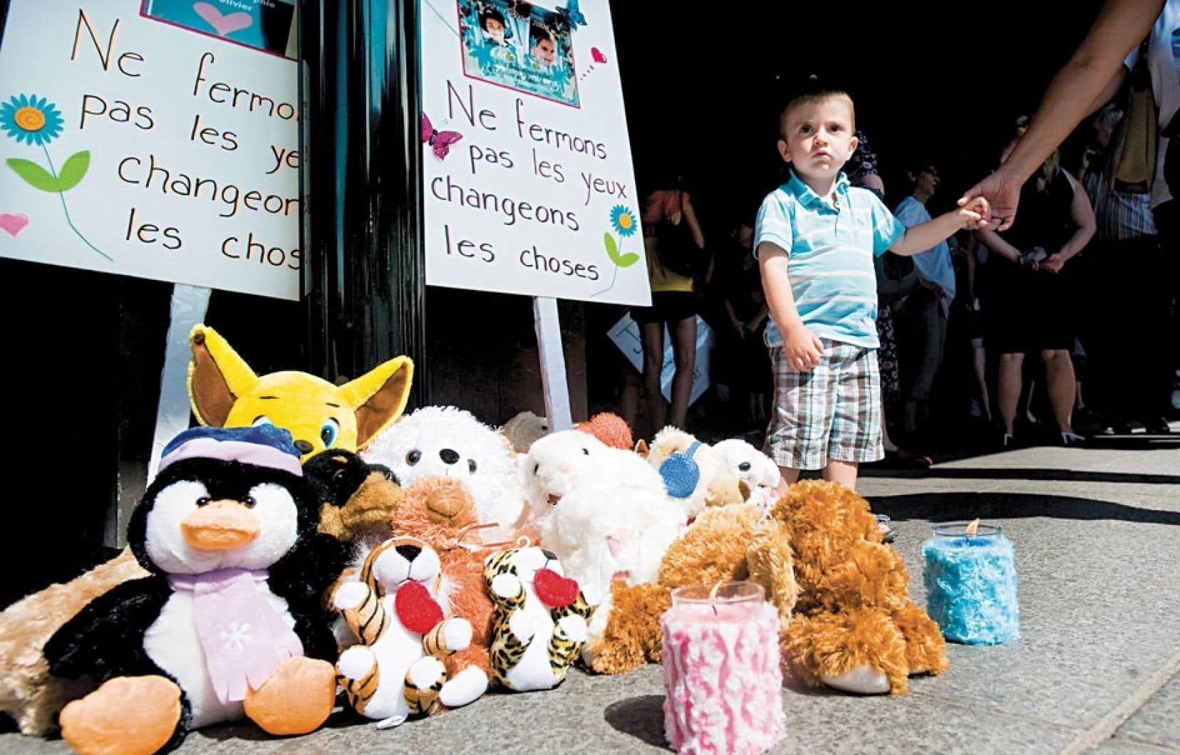 Le verdict de non-responsabilité criminelle pour cause de troubles mentaux en juillet2011 avait suscité un tollé dans la population du Québec.