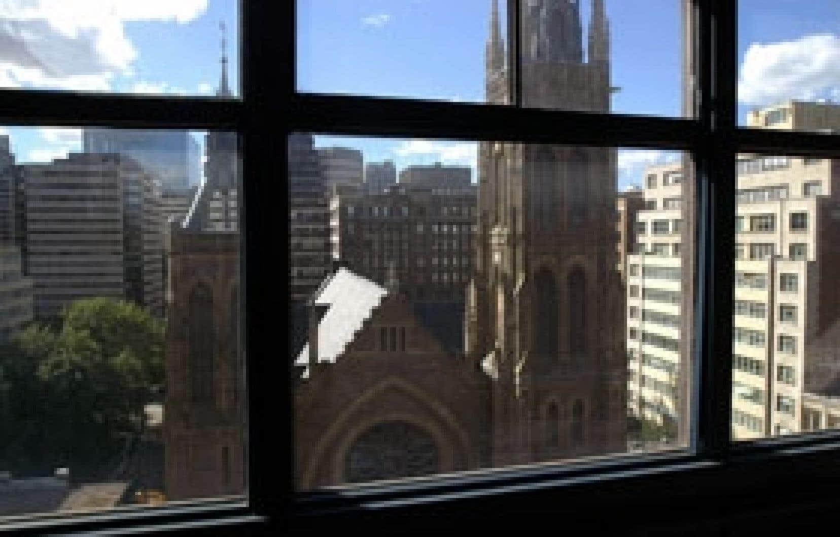 C'est un contrat pour la réfection de l'église unie St. James à Montréal qui est la cause des malheurs de L. M. Sauvé.