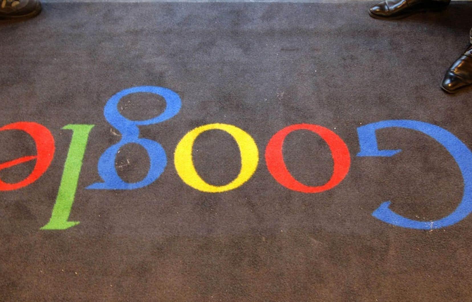 Google était accusé d'avoir placé sans autorisation des petits logiciels espions, ou «cookies», sur les ordinateurs d'utilisateurs du navigateur Internet Safari d'Apple.
