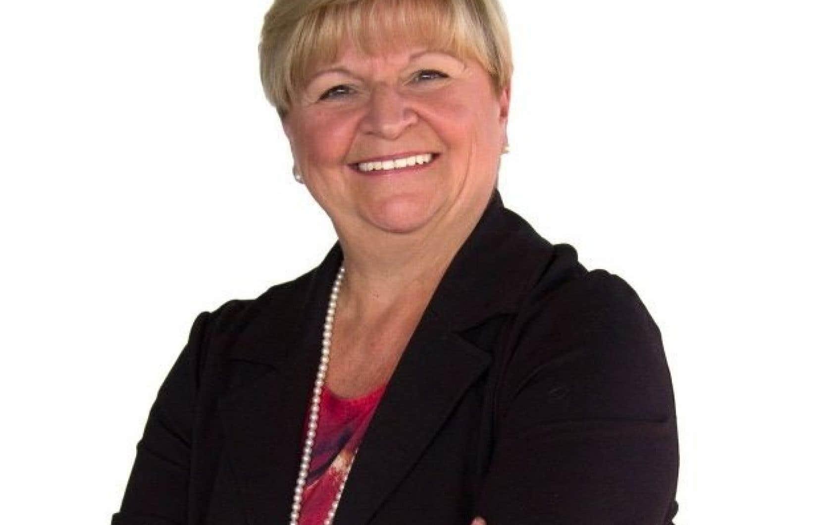 Lorraine Pagé