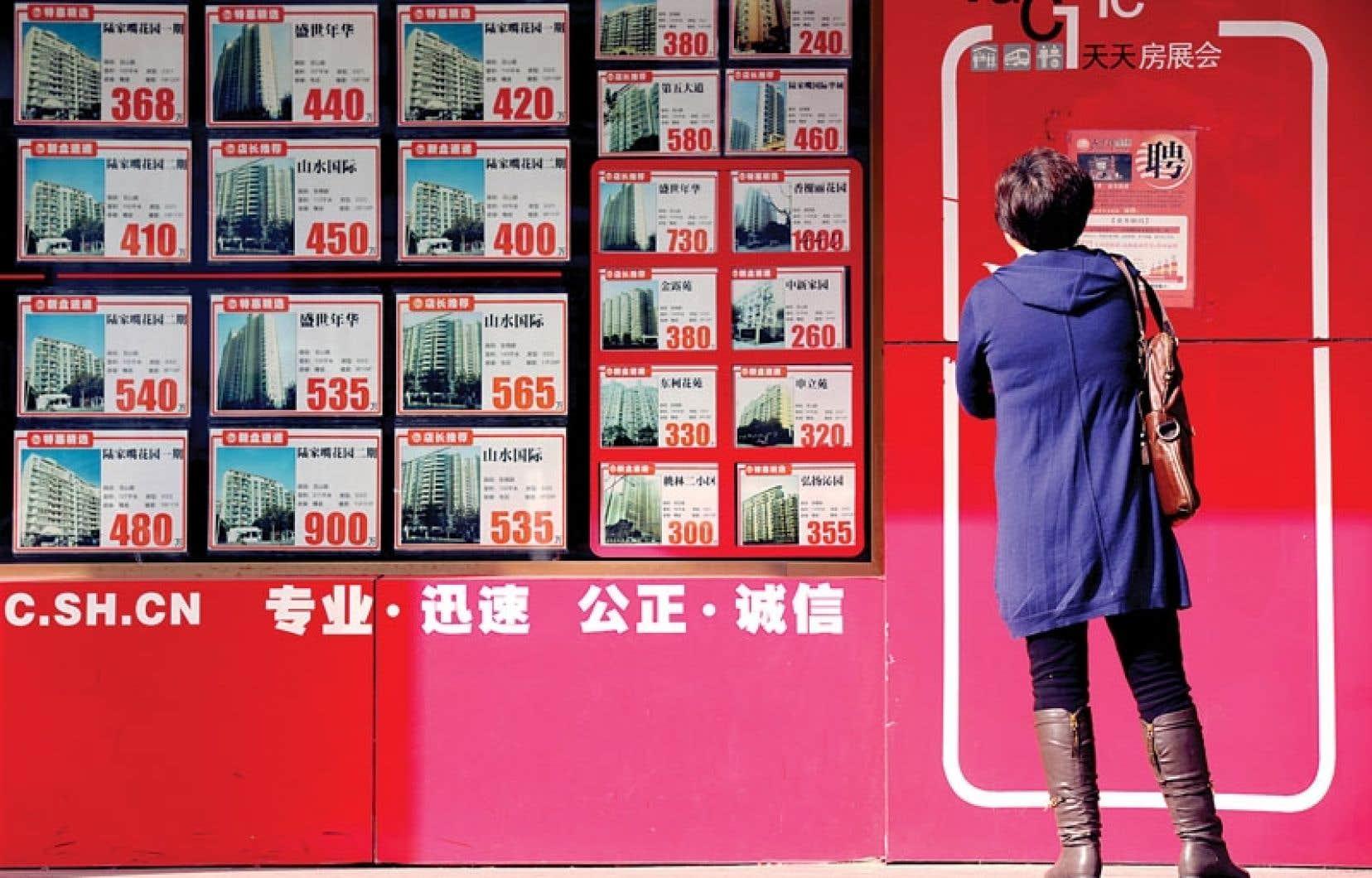 En Chine, une agence immobilière offre à ses clients de payer en bitcoins.