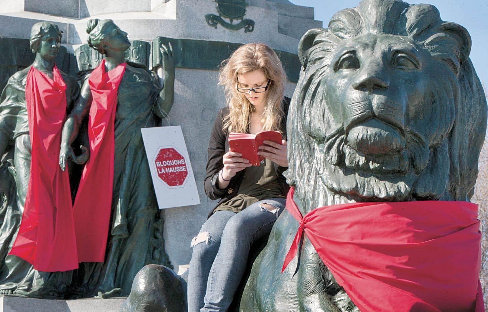 En tant que mouvement social porteur de valeurs progressistes, la grève étudiante a aussi été le lieu d'un apprentissage du féminisme.