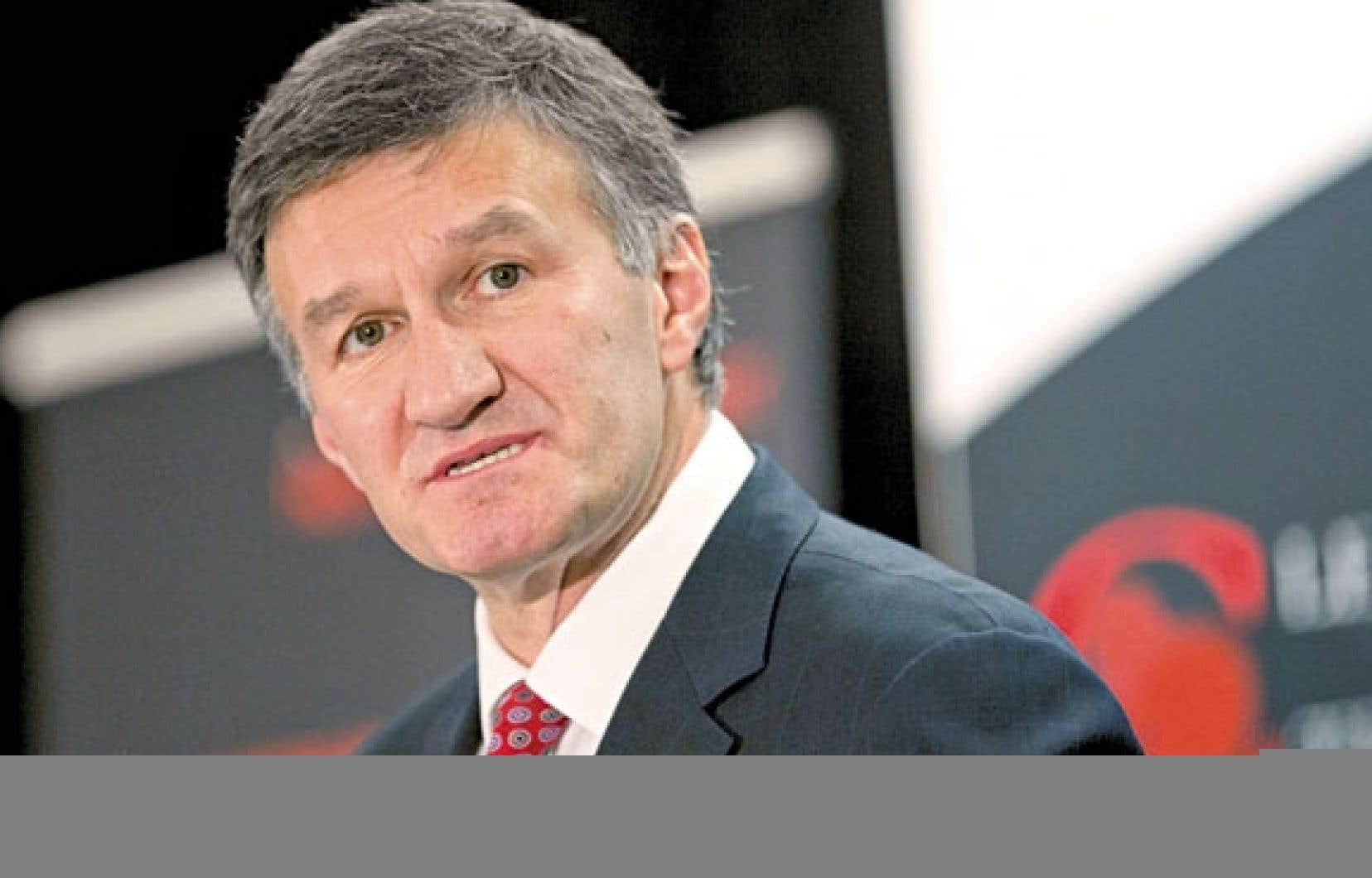 Al Monaco, président et chef de la direction d'Enbridge