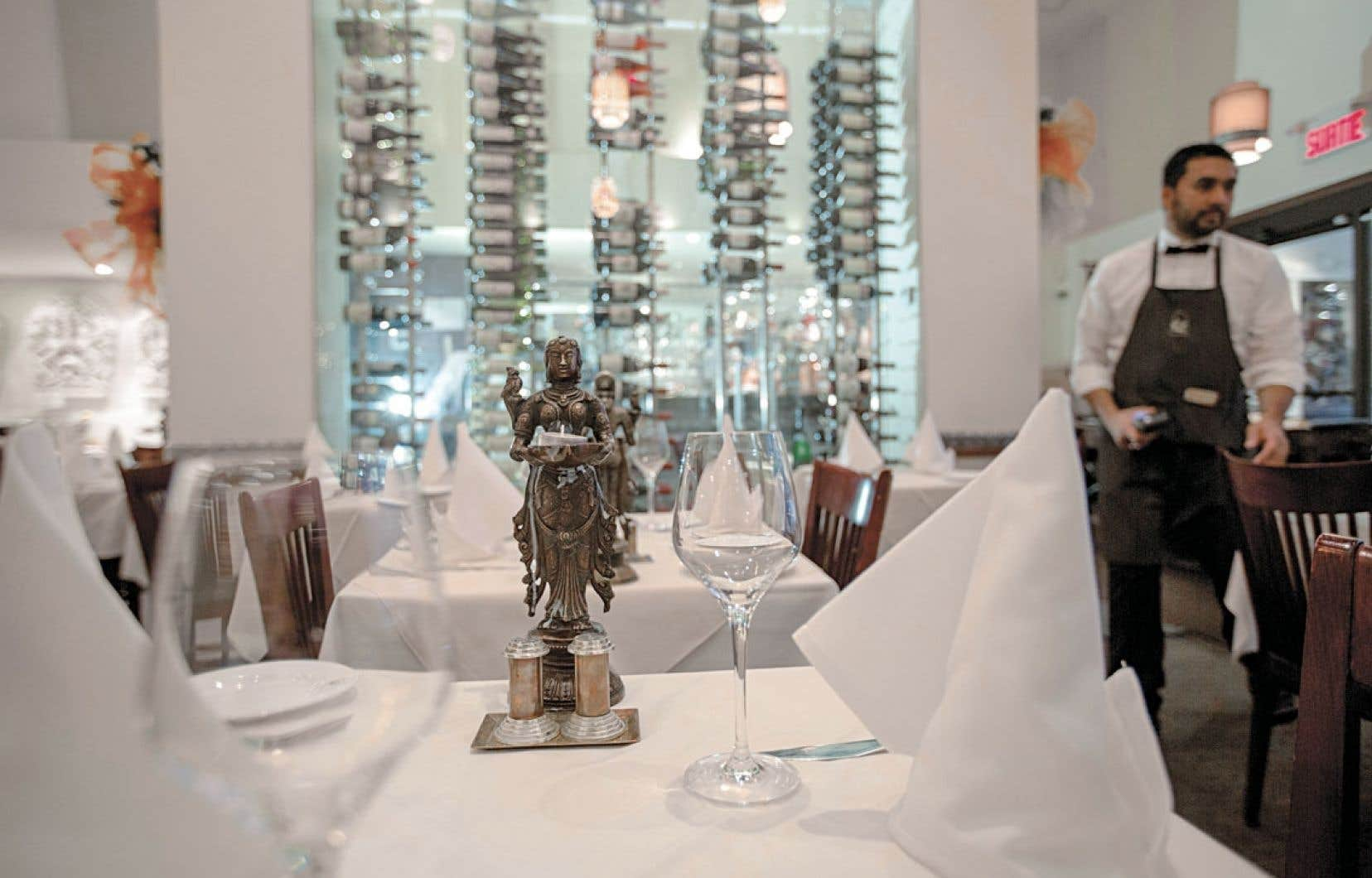 Le Taj invite au voyage culinaire en Inde depuis plus d'un quart de siècle avec beaucoup de talent.