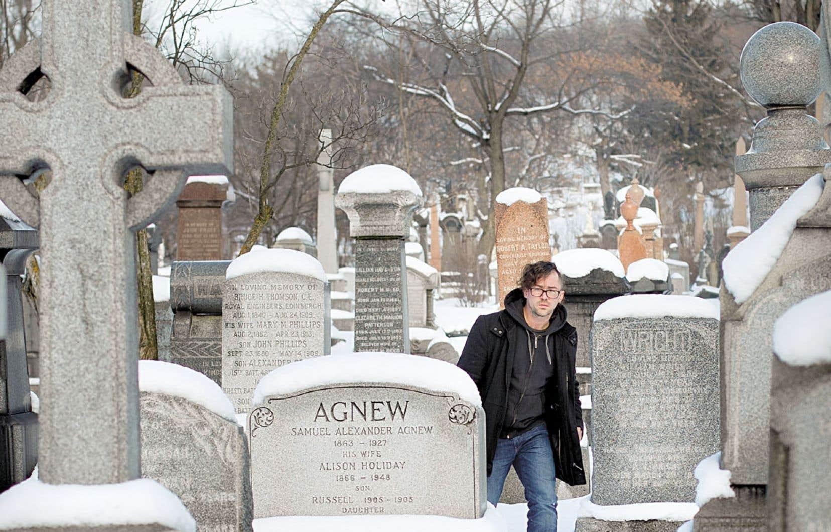 Keith Kouna a l'intention de créer une version scénique de son Voyage d'hiver, même s'il sait que ce sera ardu.