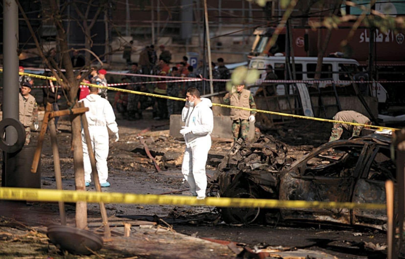 En plus de Mohammad Chatah, l'attentat a tué cinq personnes et fait plus de 50 blessés.